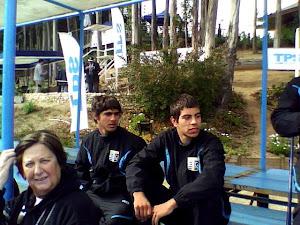 CURAUMA- CHILE . SUDAMERICANO Y PANAMERICANO REMO. PARTICIPACION CCR