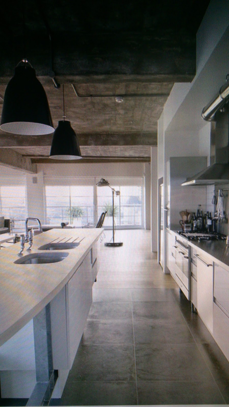 Bridoor s l cocina estilo industrial for Muebles de cocina estilo industrial