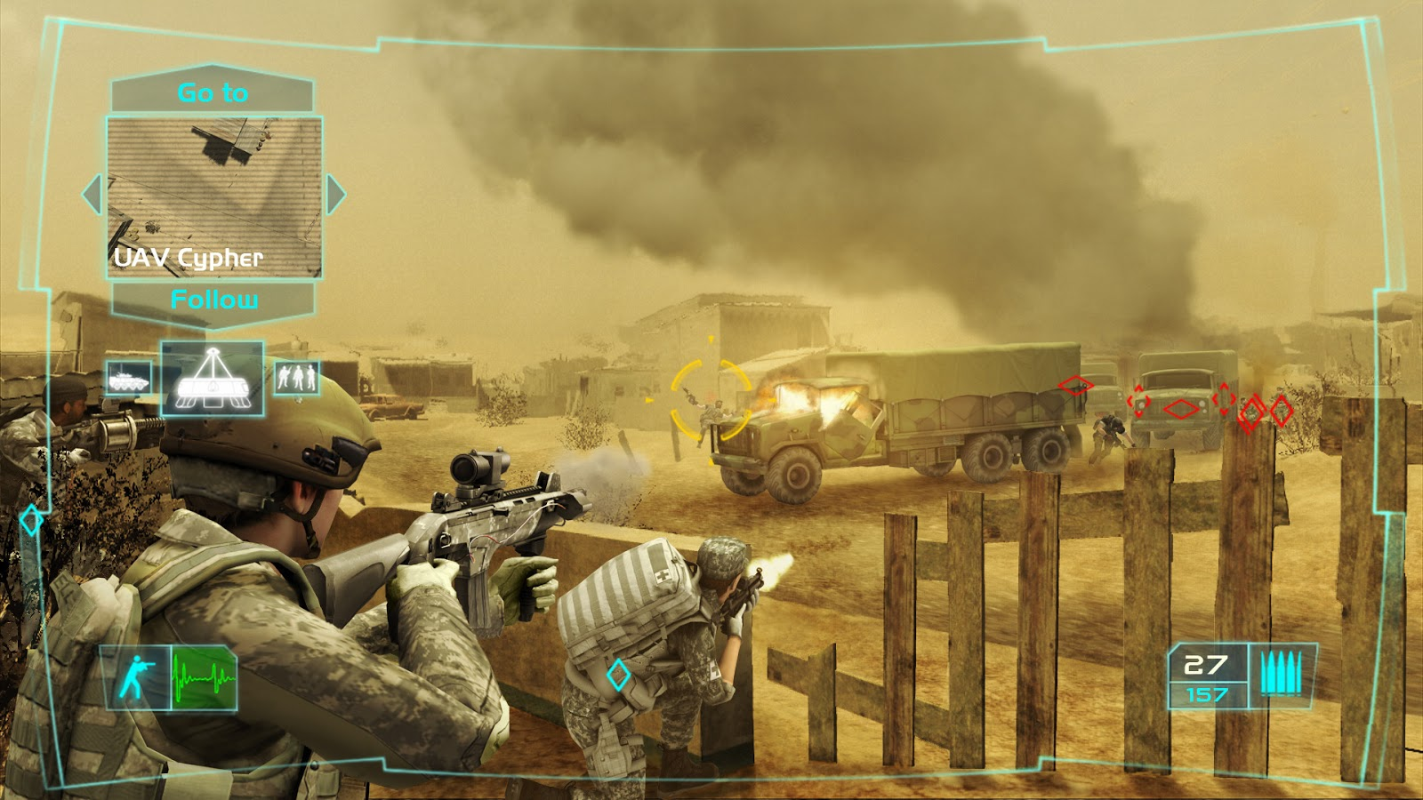 Ghost Recon Advanced Warfighter pc game download