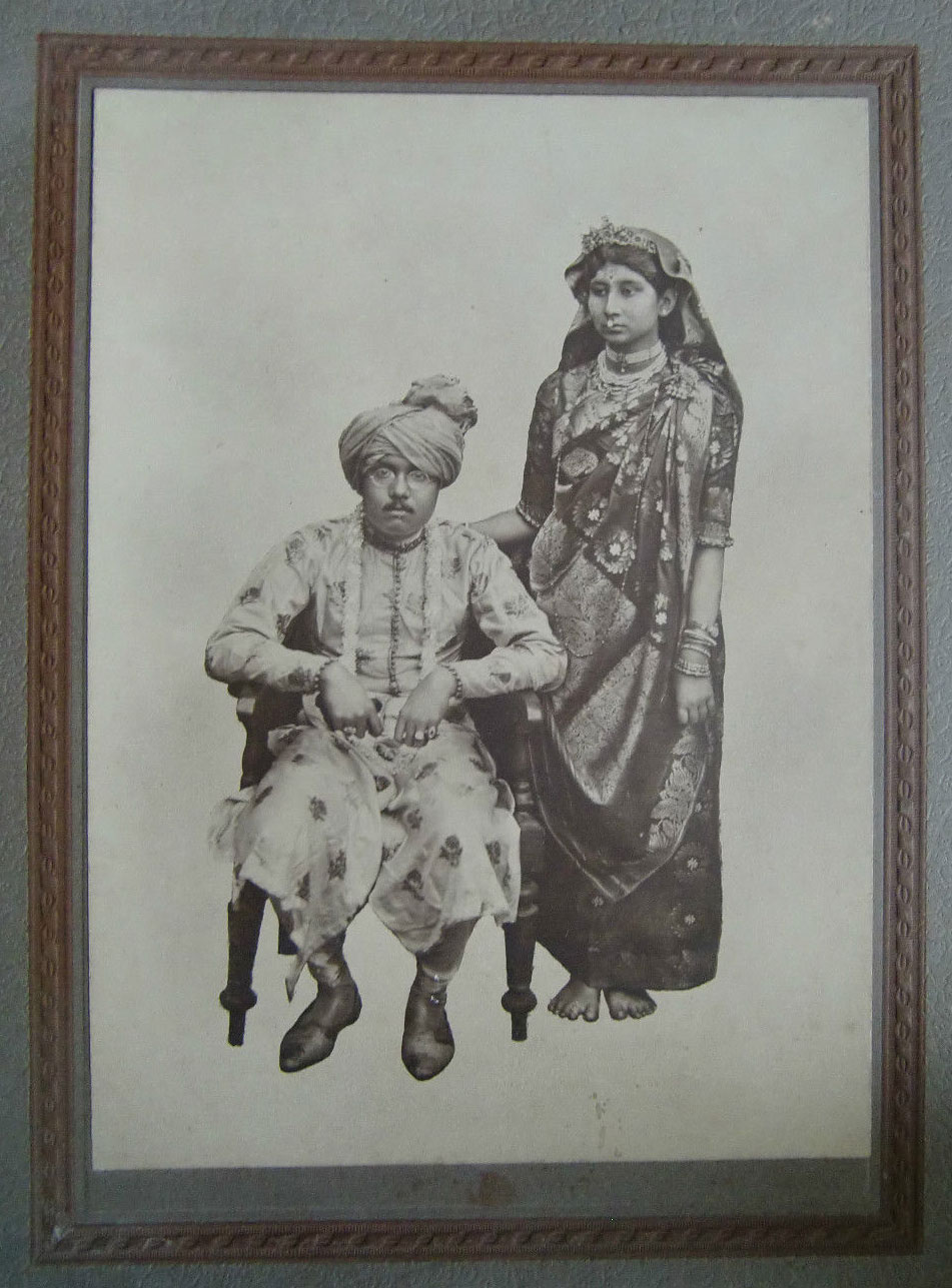 Wedding Photograph of a Couple