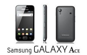 Comment réinitialiser: Samsung Galaxy Ace S5830