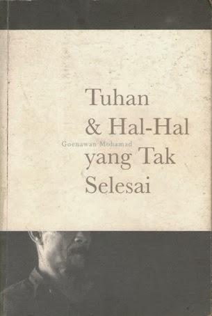 Permalink ke Puisi  TUHAN & HAL-HAL YANG TAK SELESAI