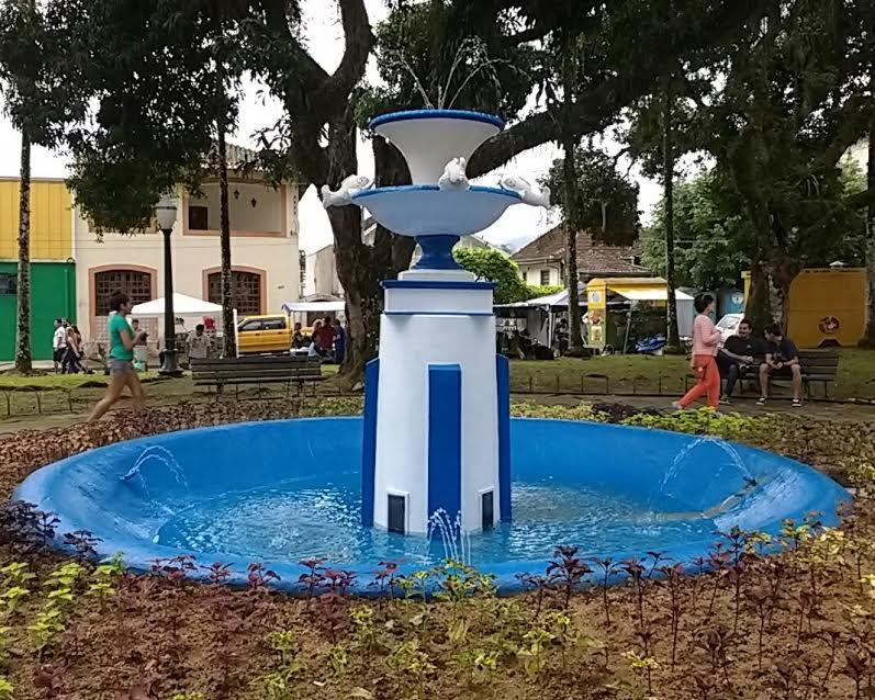CHAFARIZ - PRAÇA CORONEL MACEDO
