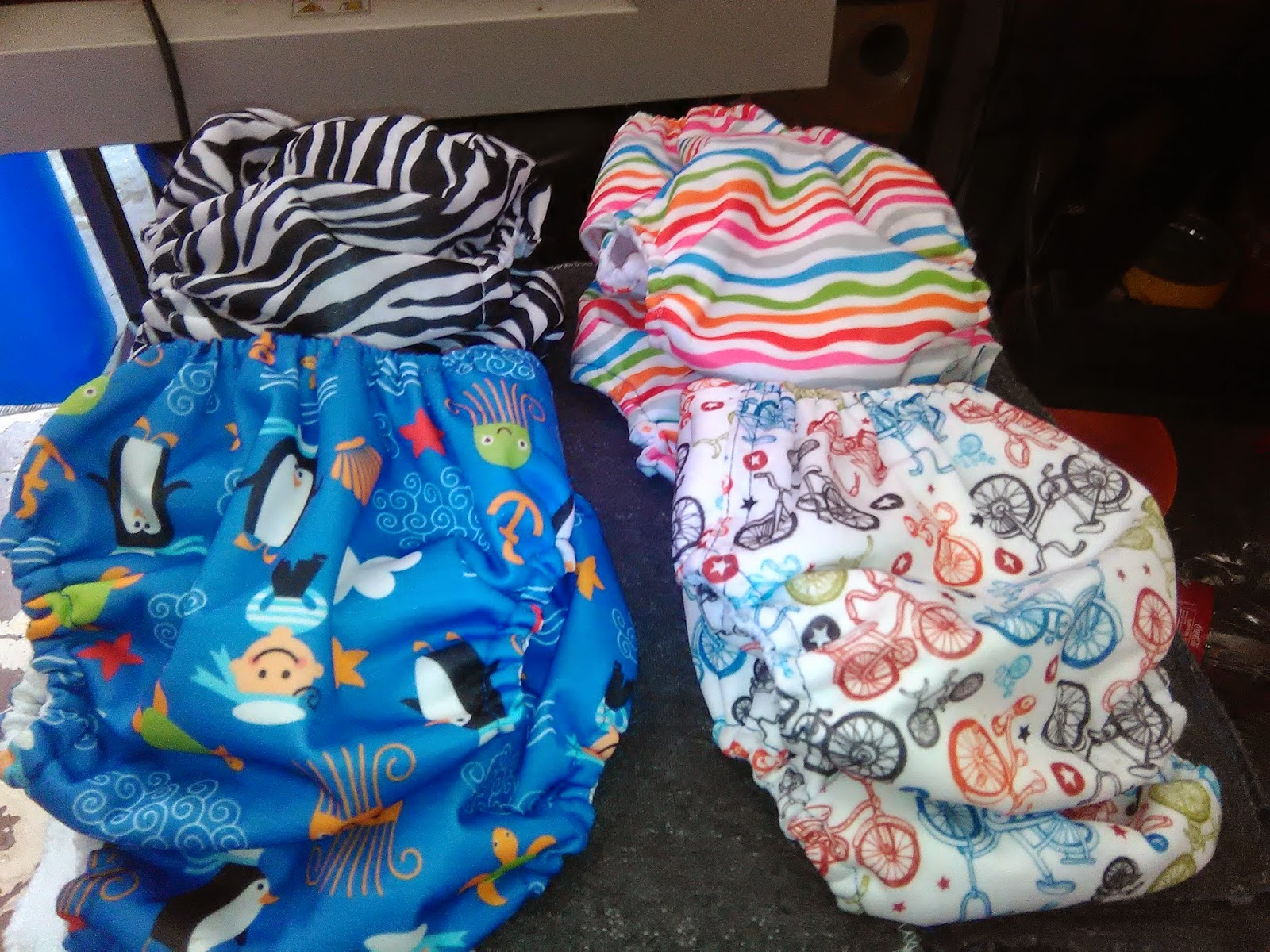 Reusable Pocket Diapers