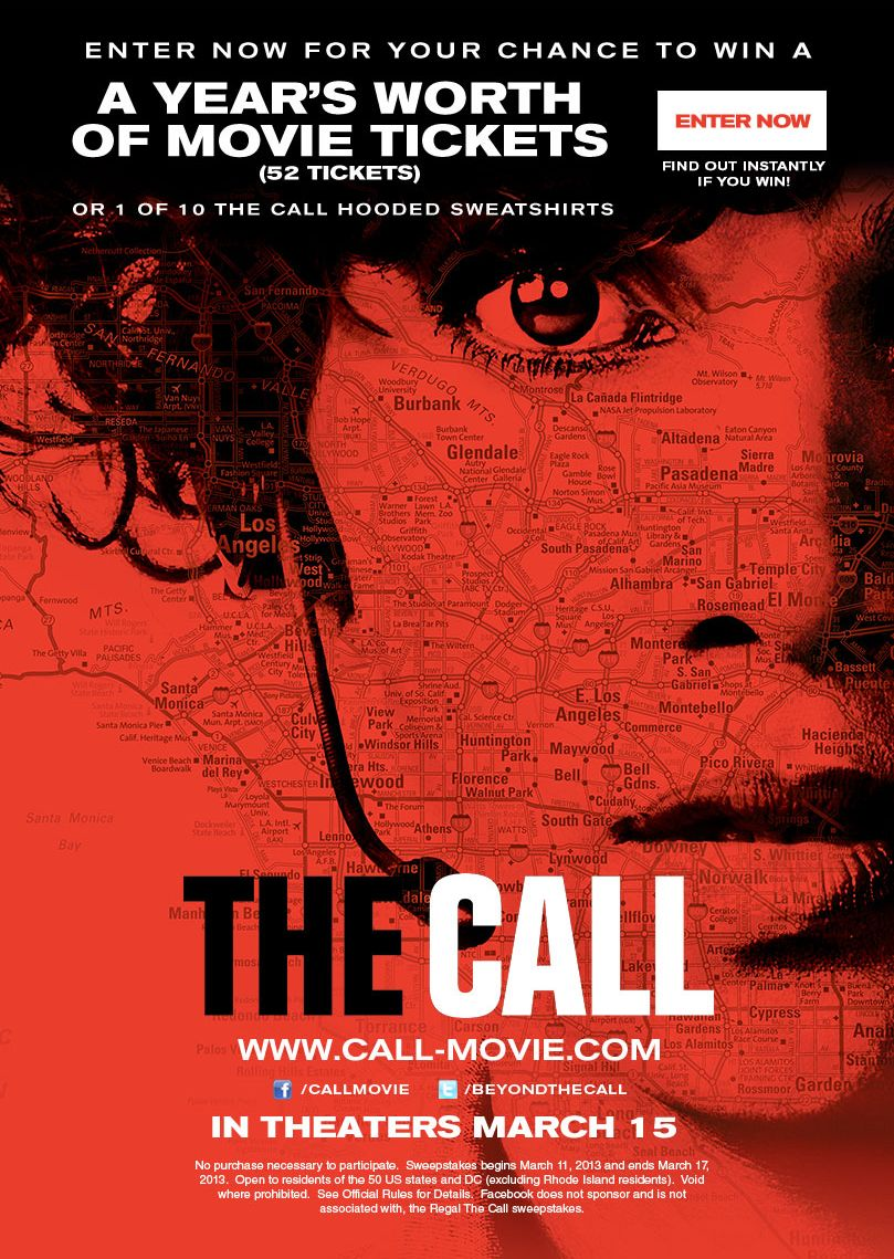 film judul film the call tanggal rilis 15 maret 2013 usa jenis film