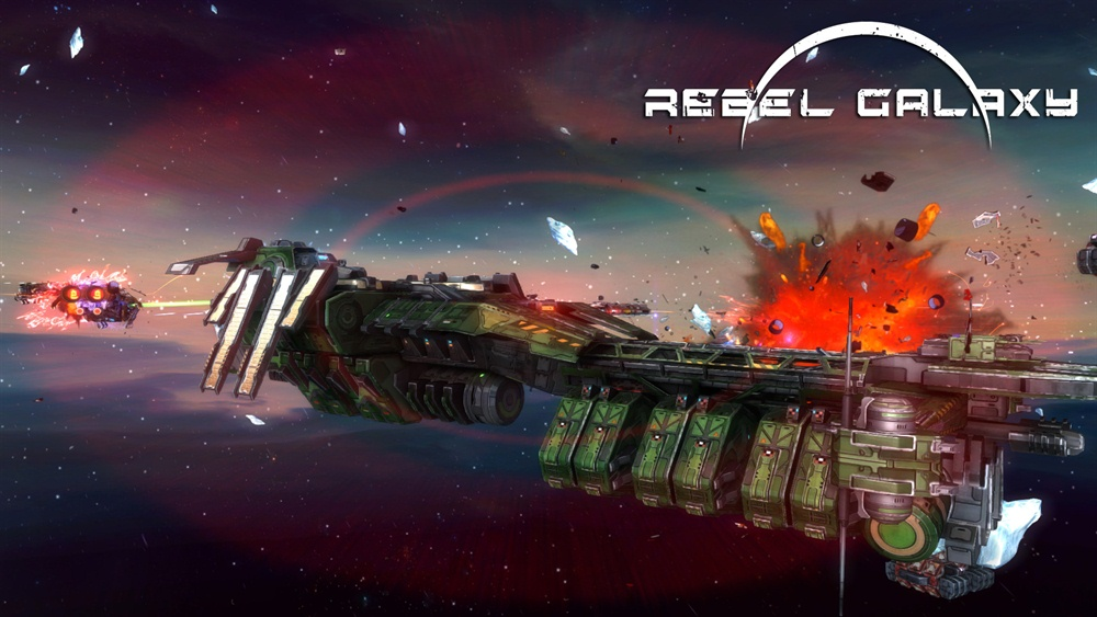 Rebel Galaxy PC Download Poster