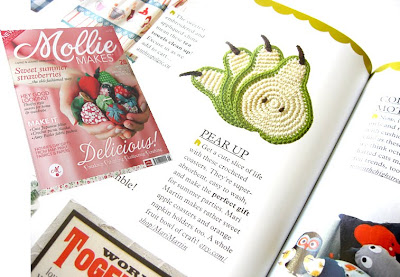 Crochet Coasters Featured Mollie Makes