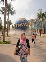 Universal Studio Sg, March 2012