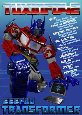 Imagen de la portada número 42 de TuxInfo