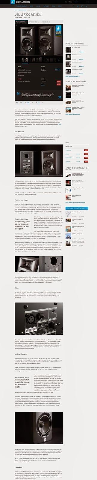 http://www.digitaltrends.com/speaker-reviews/jbl-lsr305-review/#!bxXXm6