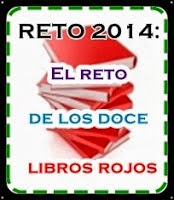RETO 12 LIBROS ROJOS