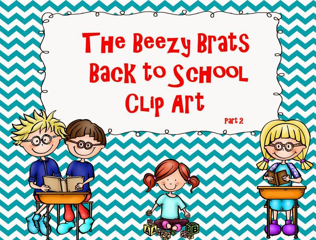 Back to school buys clip art