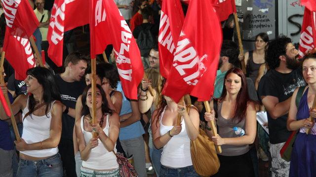Η ΑΝΤΑΡΣΥΑ καλεί κάθε αγωνιστή σε συστράτευση για την ανασυγκρότηση του εργατικού κινήματος
