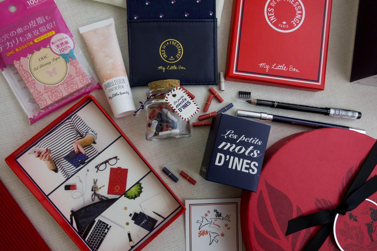 My Little Box Review February 15 Edition Frenchie Box Ines De La Fressange