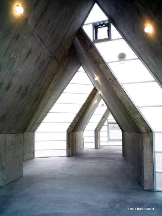 Arquitectura de casas casa moderna no residencial for Casa moderna japonesa