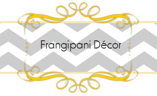 Frangipani Décor