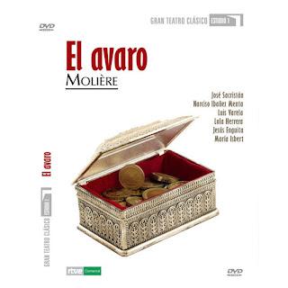 El Avaro | 1972 | (Gran teatro Estudio 1)