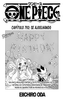 One Piece 792 Mangá Português leitura online