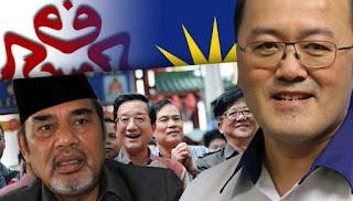 MCA minta UMNO henti pertahan Tajuddin