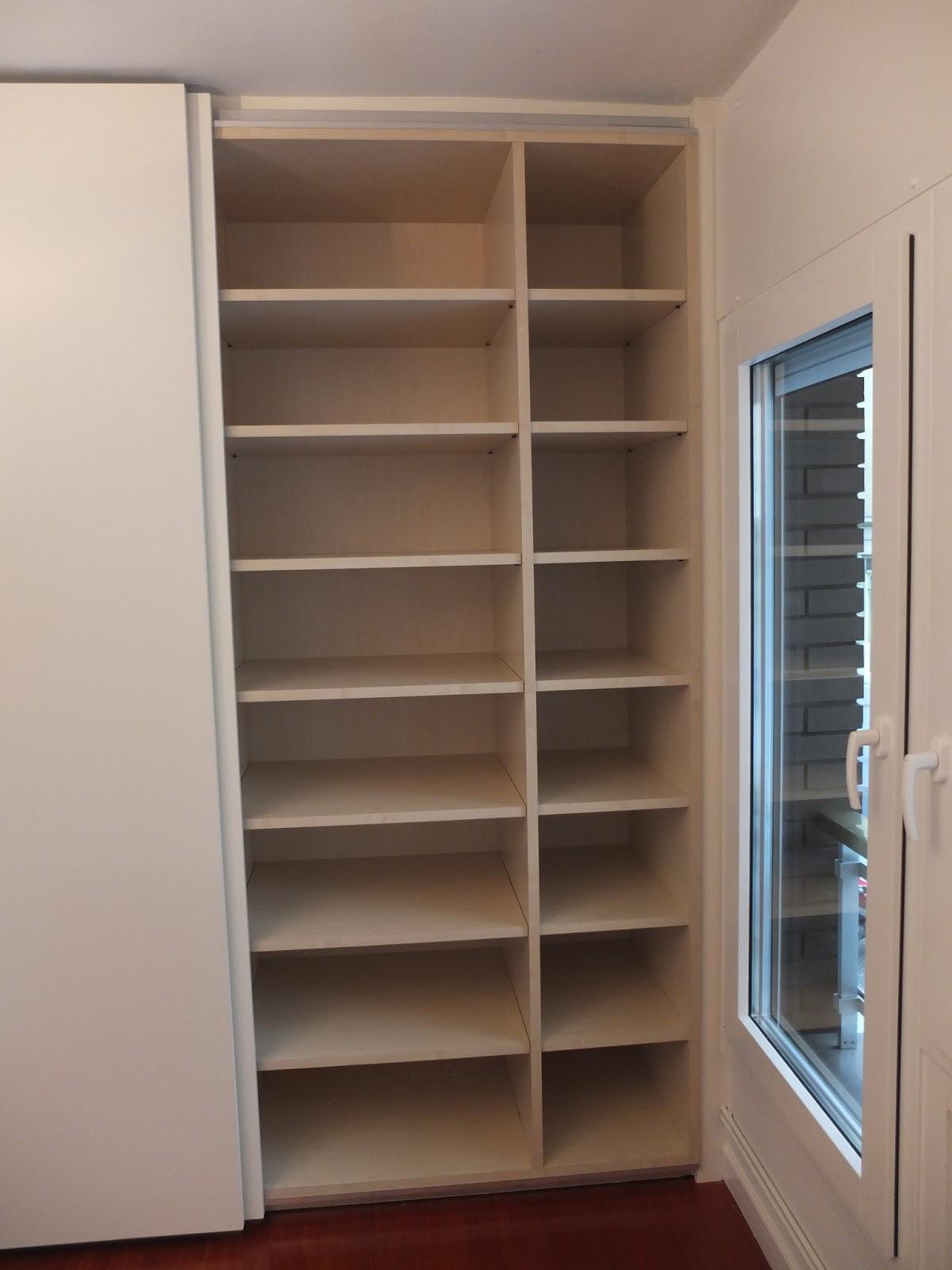 Opemho sl armario empotrado de puertas correderas - Puerta corredera armario empotrado ...