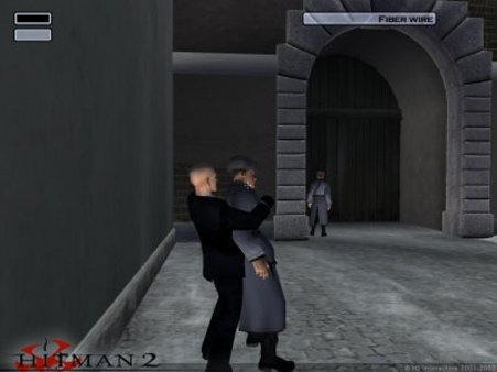 Hitman 2: Silent Assassin PC Full Version