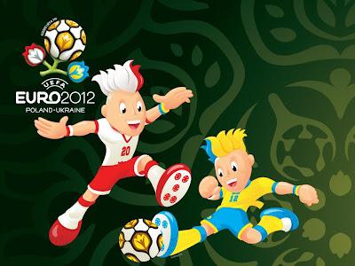 Hasil pertandingan Piala Eropa 2012