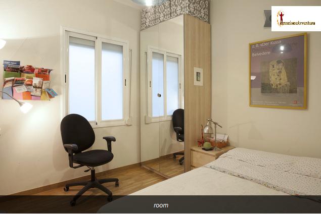 Emozioneavventura camera matrimoniale a barcellona 54 for Barcellona affitto appartamenti economici