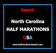 North Carolina Half Marathons