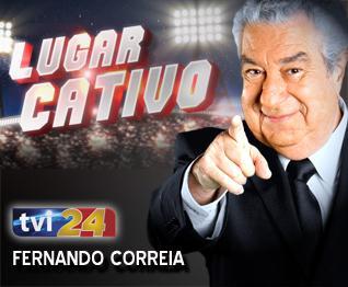 Fail do comentador da TVI Fernando Correia