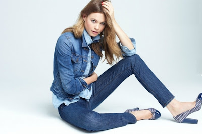 J.Crew Fall Denim Collection 2012-1