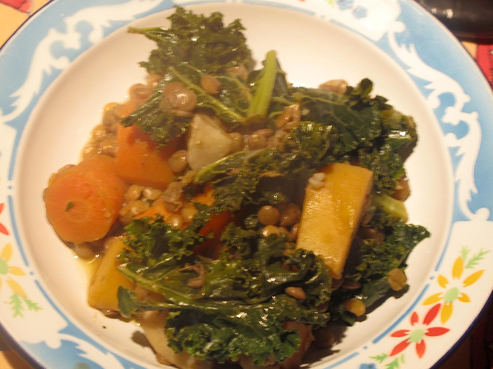 somerville kitchen: Vegan Stew