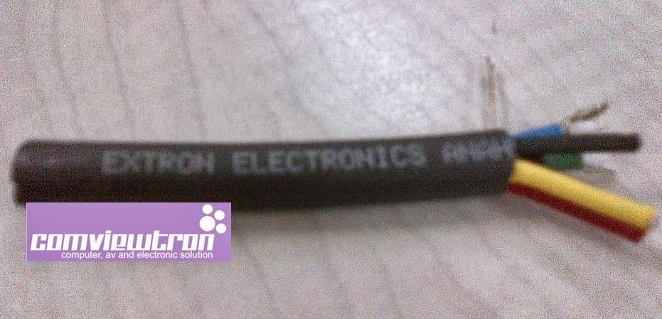 EXTRON VGA CABLE