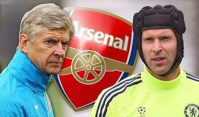 Wenger Ingin Datangkan Cech Ke Emirates Stadium