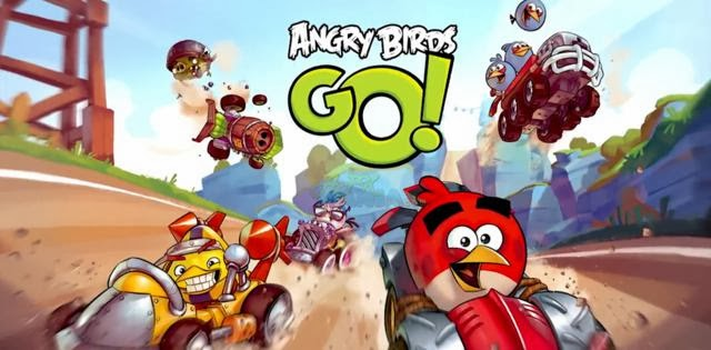Download Angry Birds Go! Apk + Data