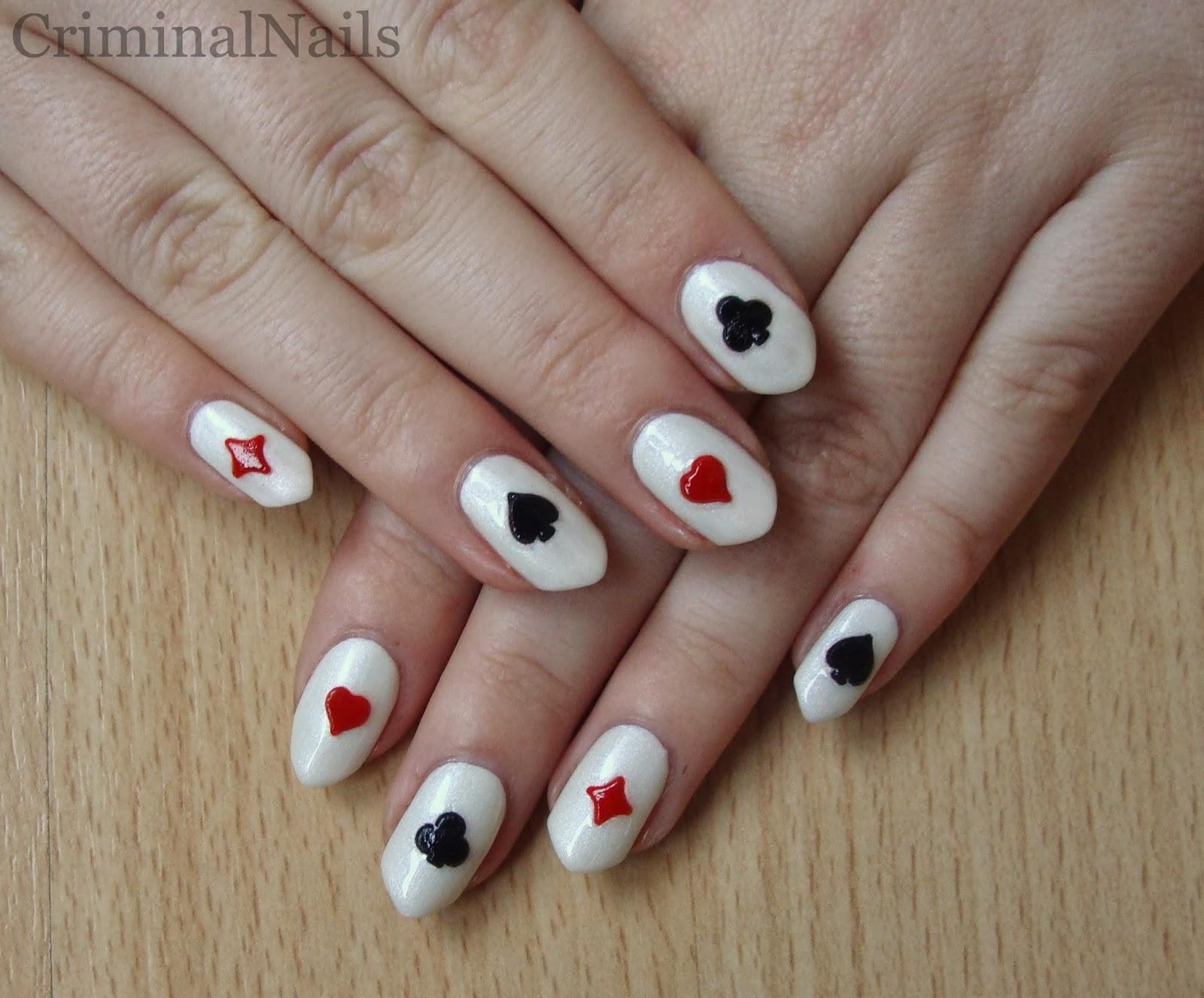 Фото карты для дизайна ногтей