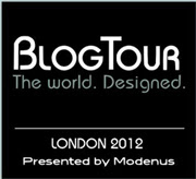 BlogTour London 2012 Participant
