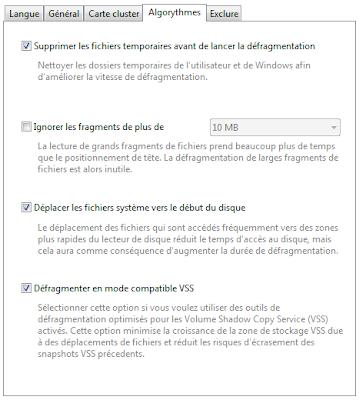 Auslogics Disk Defrag : Un défragmenteur simple et rapide