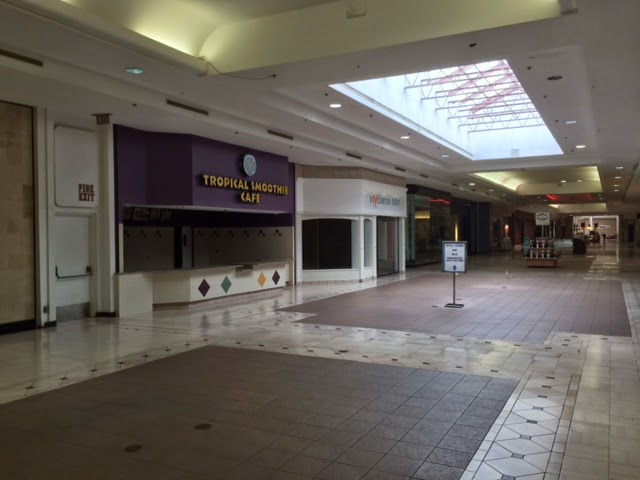 The Centre of Tallahassee, formerly Tallahassee Mall, is a local semi-enclosed shopping center and entertainment venue (formerly a fully enclosed regional shopping mall) located at the intersection of North Monroe Street and John Knox Road in Tallahassee, Florida.