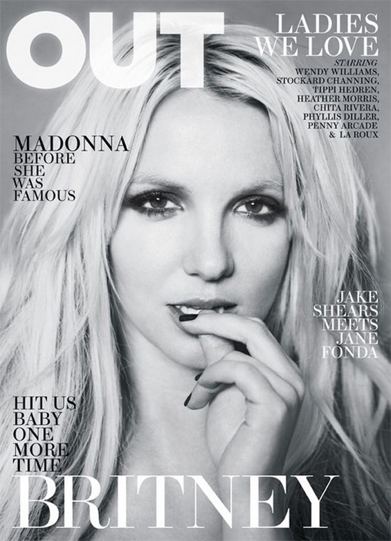 britney spears out magazine cover. cover of Britney Spears!