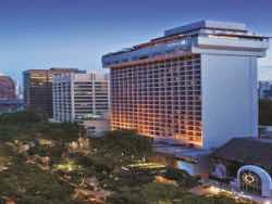 Harga Hotel Bintang 5 di Singapore - Hilton Singapore Hotel