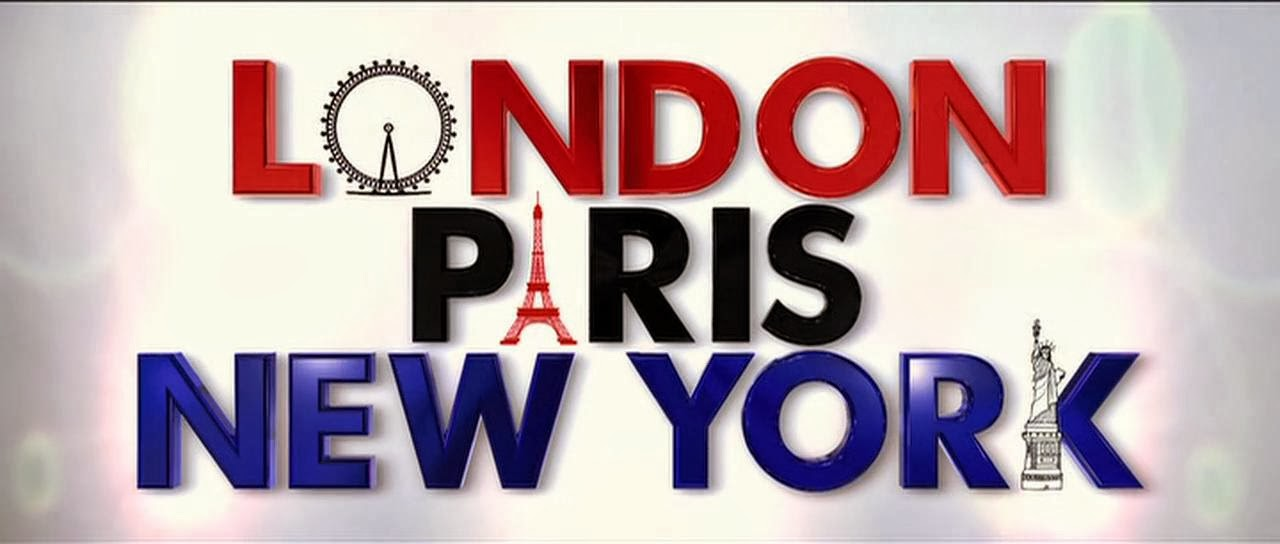 London Paris New York (2012) S2 s London Paris New York (2012)