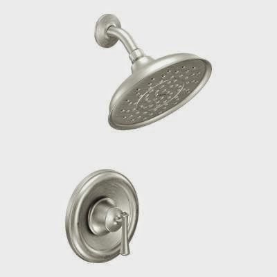 nickel showerhead