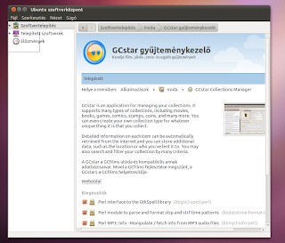 GC star collection manager ubuntu