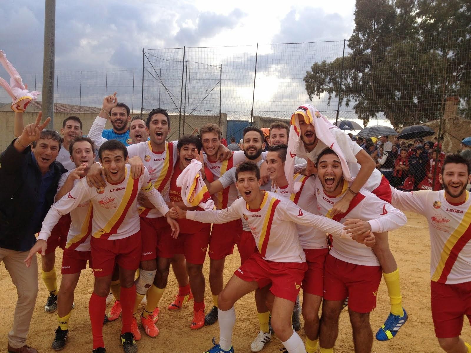 Calcio, prima Categoria. Il Corleone batte il Menfi 2-1 e lo scavalca