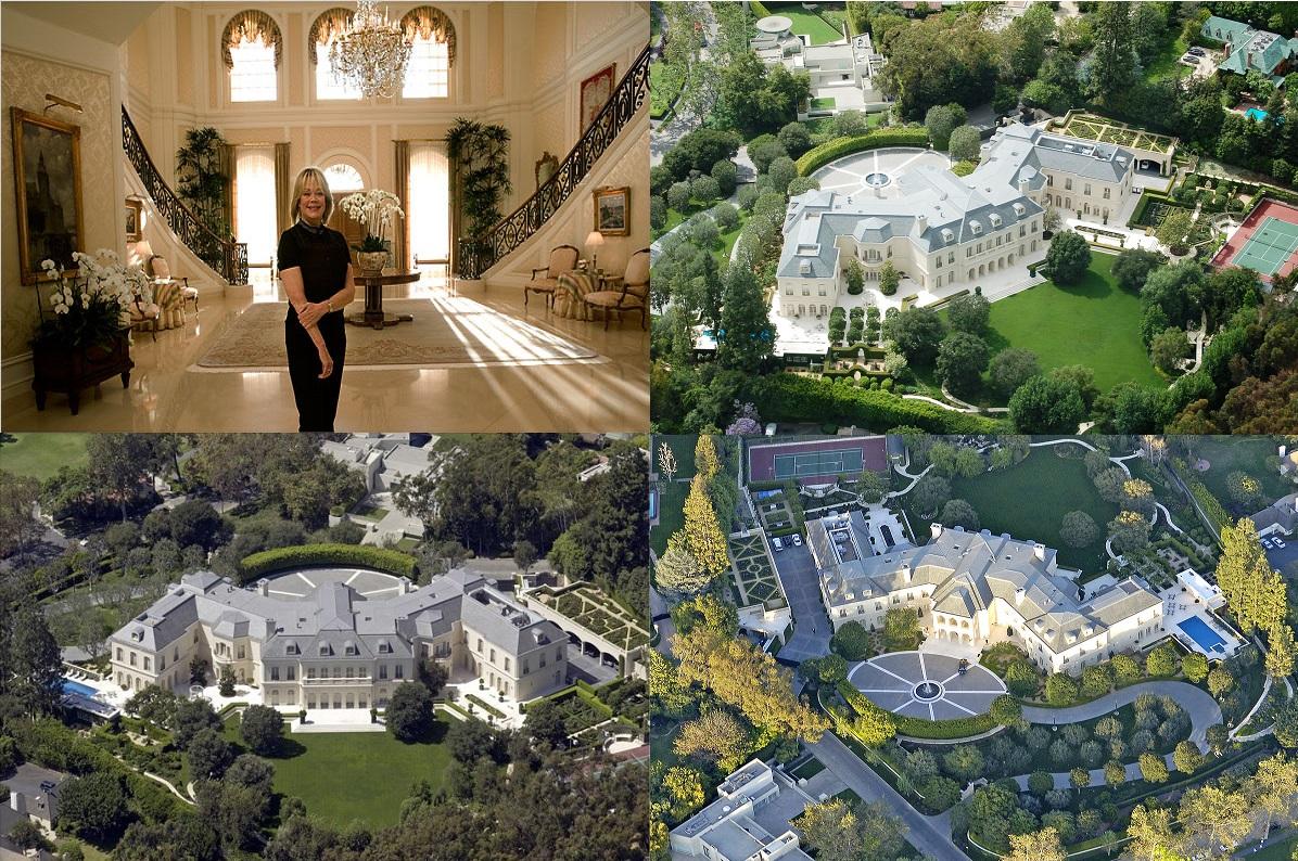 As mansões mais caras do mundo #644A2A 1196x794