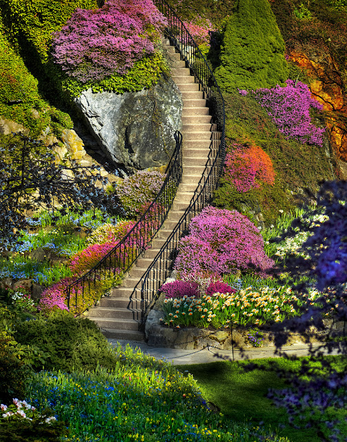 The Magical Garden in Canada