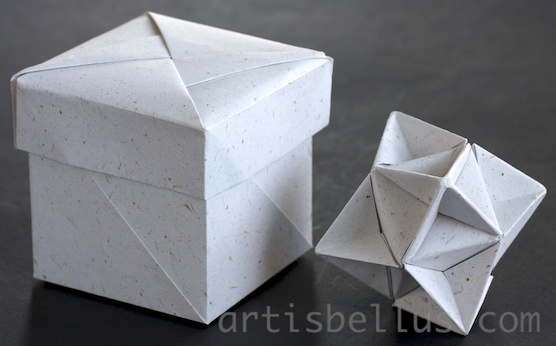 Holidays Origami Gifts Ideas