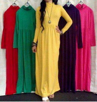 Hijab Dan Gamis Wanita Muslimah Macam Macam Model Gamis
