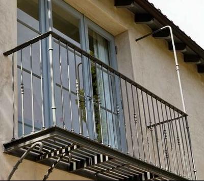 Fotos de Escaleras: barandas de hierro