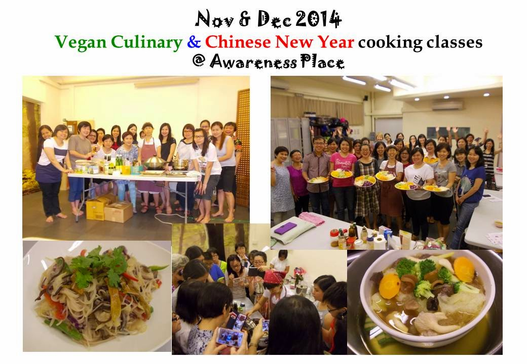 Awareness Place - Cooking class Photos